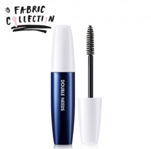 Tony Moly Double Nees Pang Pang Mascara 10g [Fabric Collection]