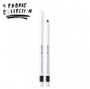 Tony Moly Back Gel Miracle Fit Super Proof Liner 0.5g [Fabric Collection]