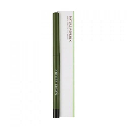 Водостойкий карандаш для век Nature Republic Batanical waterproof eyeliner