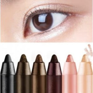 Гелевый карандаш для век Eglips Ultra auto gel eye liner