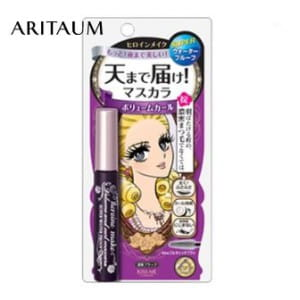 ARITAUM Kiss me Heroin make Volume & Curl mascara Super Waterproof