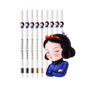 Карандаш для глаз BEAUTY PEOPLE Miss 100 Super Gel Pencil Liner 0.5g