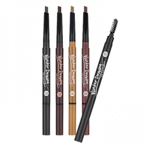 Карандаш для бровей Holika Holika Wonder Drawing 24HR Auto Eyebrow 9g