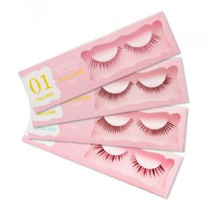 Накладные ресницы Etude House Princess Eyelashes Volume & Longlash 1&2 STEP