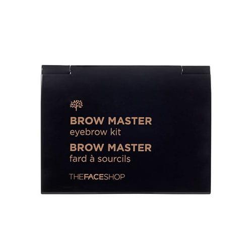 Набор для стайлинга бровей THE FACE SHOP Brow Master Eyebrow Kit 4g