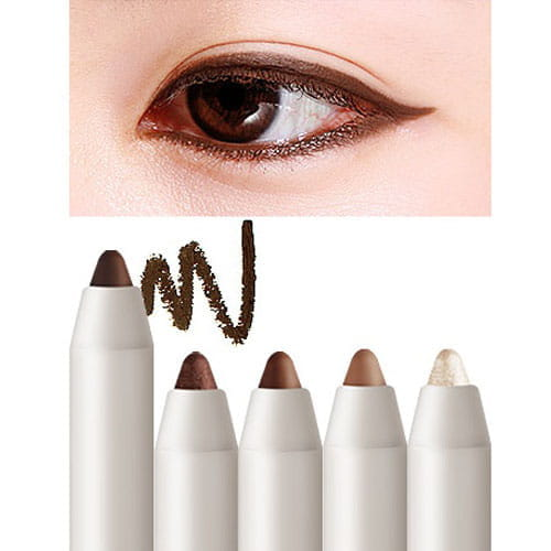Автоматический карандаш для глаз BBIA Last auto eyeliner choco collection limited edition 0.5g