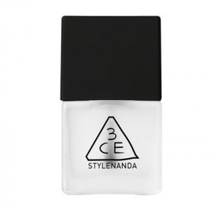 STYLENANDA 3CE NAIL LACQUER_Care #TOP COAT