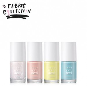 Tony Moly Tony Nail Lover 8ml [Fabric Collection]