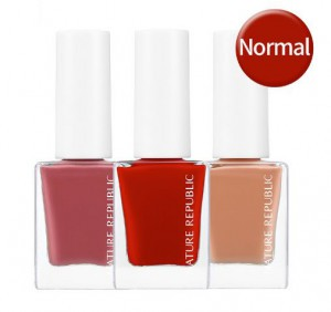 NATURE REPUBLIC Color&Nature Nail Color_Normal 8ml (#15-#33)