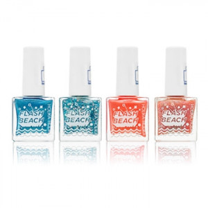 HOLIKAHOLIKA Flash Beach Nail Collection 10ml