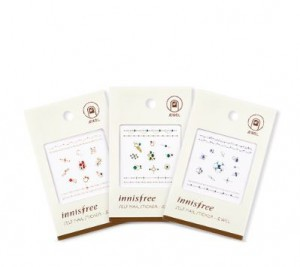Innisfree Self Nail Sticker - jewel 1ea