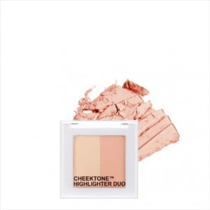 Двойной хайлайтер Tony Moly Cheek tone highlighter duo 4.5g