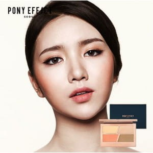 PONY EFFECT Contouring master palette