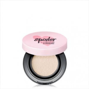 Стробинг-хайлайтер Tony Moly Spoiler mini strobing cushion