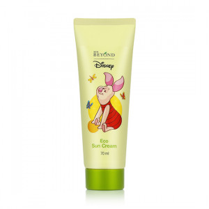 BEYOND Kids Eco Sun Cream SPF40+ PA+++ (Disney Piglet) 70ml