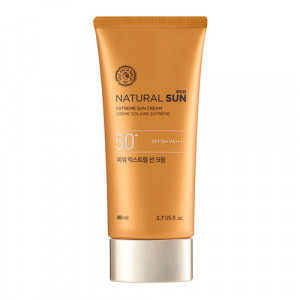 THE FACE SHOP Natural Sun Eco Power Extreme Sun Cream (Big Size_80ml)