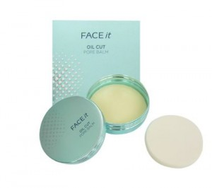 Затирка для широких пор The Face Shop Face it oil cut pore balm 17g