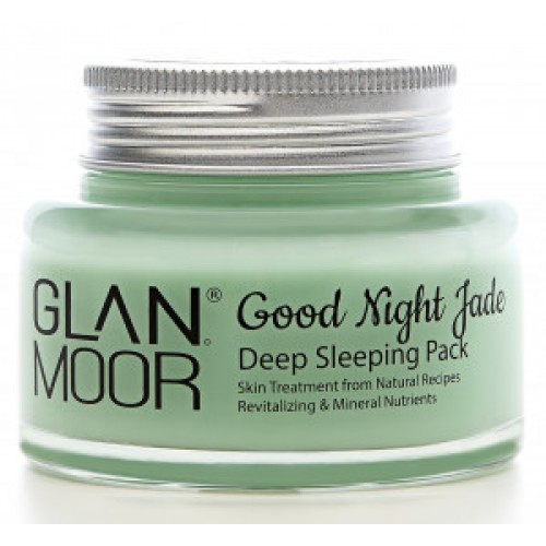 GLANMOOR Good Night Jade Deep Sleeping Pack 100ml