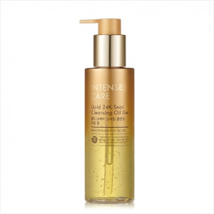 Tony Moly Intense Care Gold 24K Snail Cleansing Oil Gel 190ml