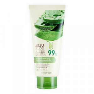 THE FACE SHOP Fresh Jeju Aloe Soohing Gel 300ml