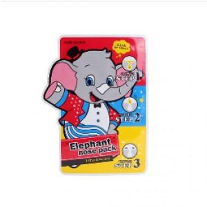 Набор для очищения носа Urban Dollkiss 3-STEP Elephant Nose Pack