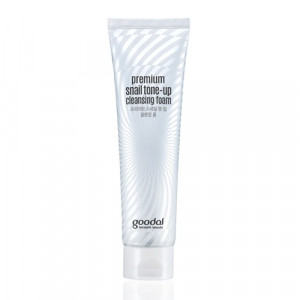 GOODAL Premium Snail Tone Up Cleansing Foam 150ml