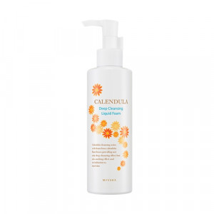 MISSHA Calendula Deep Cleansing Liquide Foam 190ml