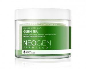 NEOGEN Bio-Peel Gauze Peeling Green Tea 200ml + Pads 30ea