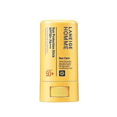 Солнцезащитный крем Laneige Homme sun protection stick spf50+ pa+++ 18g