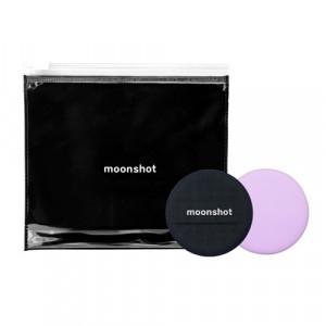 MOONSHOT Cushion Puff Violet 2P