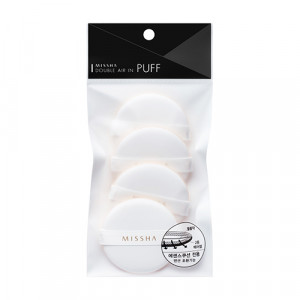 MISSHA Double Air In Puff 4P