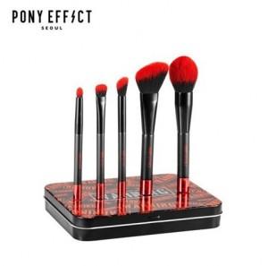 PONY EFFECT Mini Magnetic Brush Set #Dynamite