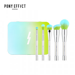 PONY EFFECT Mini Magnetic Brush Set #Prism Effect