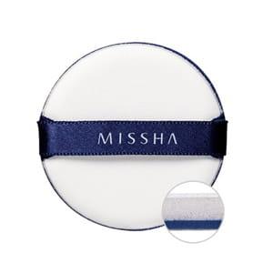 Трехслойный пафф для пудры Missha Air In puff 1p (50% sale)