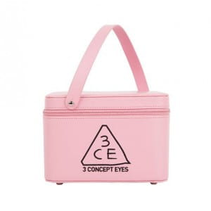 Косметический набор STYLENANDA 3CE PINK RUMOUR MINI MAKEUP BOX