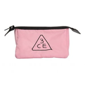 STYLENANDA 3CE PINK RUMOUR POUCH_SMALL