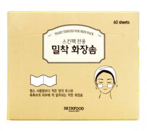 SKINFOOD Tight Tissues For Skin Pack