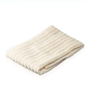 Хлопковое полотенце Innisfree Eco beauty tool shower towel_cotton