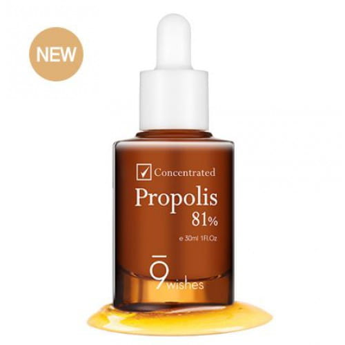 9wishes Propolis 81% concentrate ampule 30ml