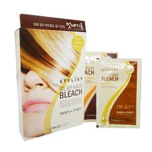 Осветляющая краска для волос THE FACE SHOP Stylist Silky Hair Bleach