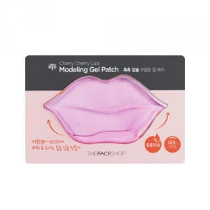 Маска-пластырь для губ с вишневым экстрактом The Face Shop Face Modeling Patch Cherry Cherry Lips 10g