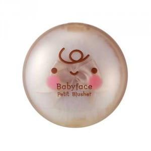 Нежные румяна для лица It's Skin Baby Face Petit Blusher 4g