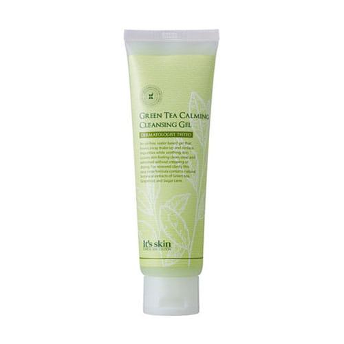 Гель для демакияжа с зеленым чаем It's Skin Green tea calming cleansing gel 150ml