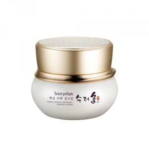 SOORYEHAN White Ginseng Whitening Radiance Cream 50ml