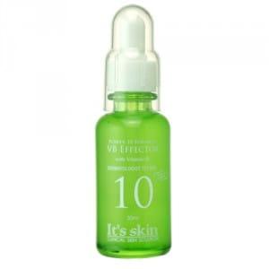 Высокоэффективная сыворотка для жирной и проблемной кожи It's Skin power 10 formula VB effector 30ml.