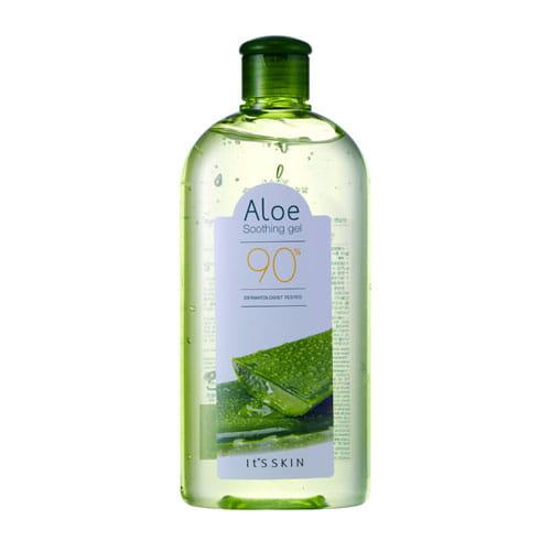 Увлажняющий гель с алоэ It's Skin Aloe Soothing Gel 90% 320ml