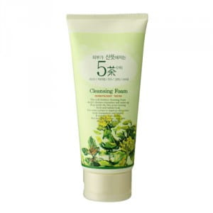Очищающая пенка для лица It's Skin Making-Skin-Fresh 5 Tea Cleansing Foam 180ml