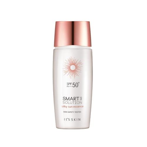 Солнцезащитная эссенция для кожи It's Skin Smart solution 365 silky sun essence SPF50+ PA+++