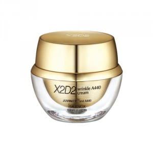 Антивозрастной крем против морщин ISA KNOX X2D2 Wrinkle A440 Cream 50ml