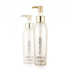 Пенка для умывания лица ISA KNOX X2D2 Turn-over 28 Bubble Cleanser 170ml